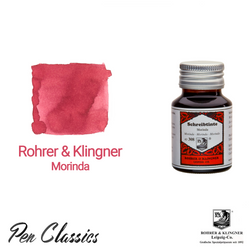 Rohrer & Klingner Morinda Ink Bottle and Swab