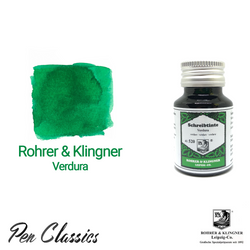 Rohrer & Klingner Verdura Ink Bottle and Swab