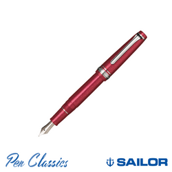 Sailor Pro Gear Slim Red Supernova Posted