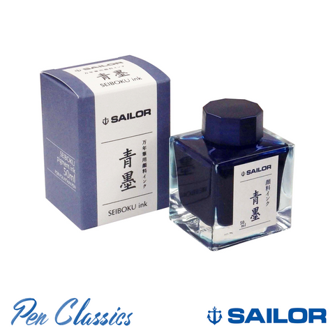 Sailor Sei Boku Pigment Ink 50ml Bottle