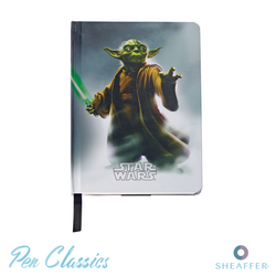 Sheaffer Star Wars Yoda Notebook