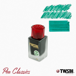 TWSBI 1791 Emerald Green 18ml Ink Bottle