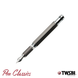 TWSBI Precision Fountain Pen – Gunmetal