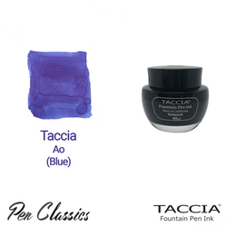 Taccia Ao (Blue) 40ml Ink Bottle