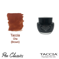 Taccia Cha (Brown) 40ml Ink Bottle