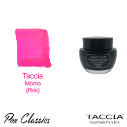 Taccia Momo (Pink) 40ml Ink Bottle