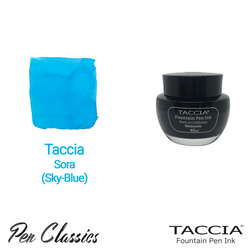 Taccia Sora (Sky-Blue) 40ml Ink Bottle