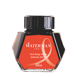 Waterman Audacious Red 50ml