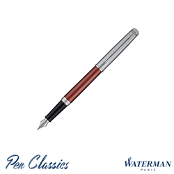 Waterman Hemisphere Lux Cuivre Fountain Pen.png