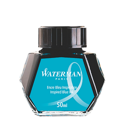 Waterman Inspired Blue (South Seas Blue) 50ml