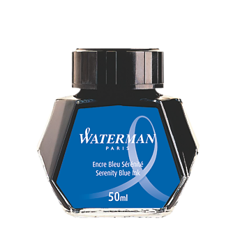 Waterman Serenity Blue (Florida Blue) 50ml
