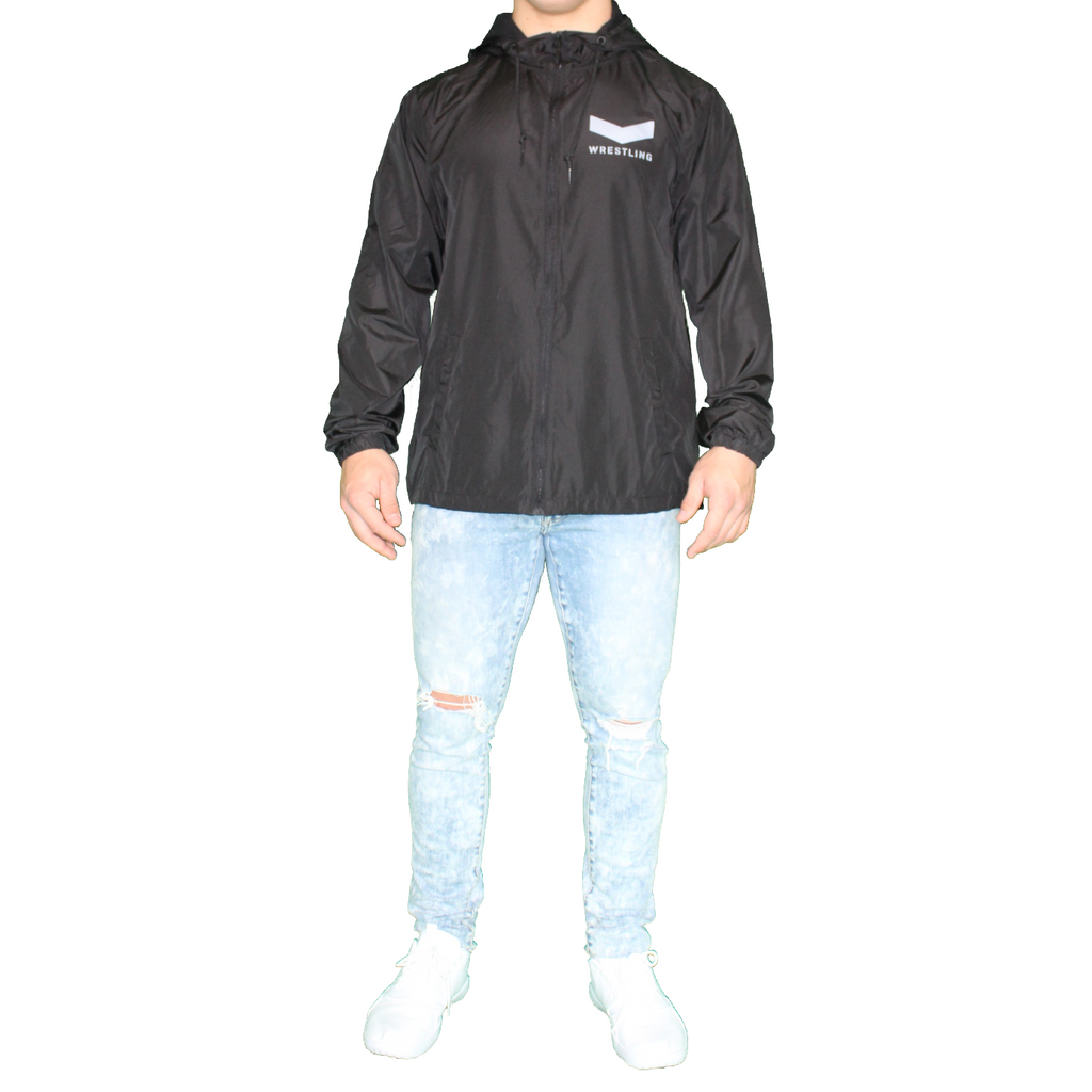 Vector Wind Breaker - Black