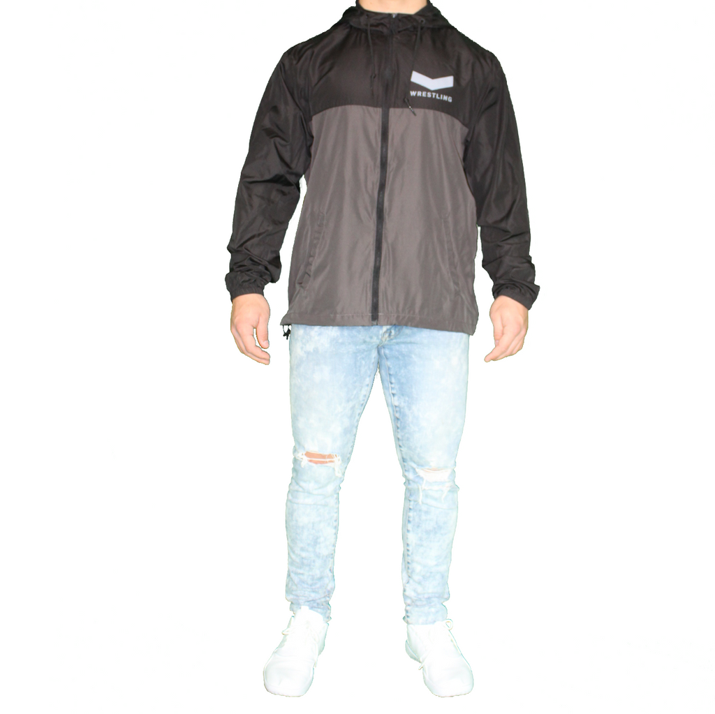 Vector Wind Breaker - Black/Gray