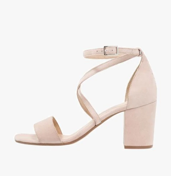 ZIGN Beige Leather Sandals-Made in Spain