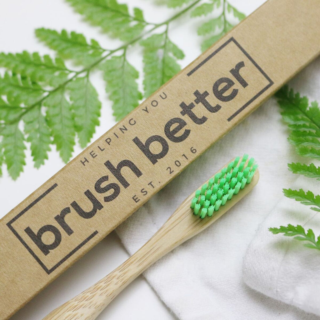 Environmentally Friendly Toothbrush