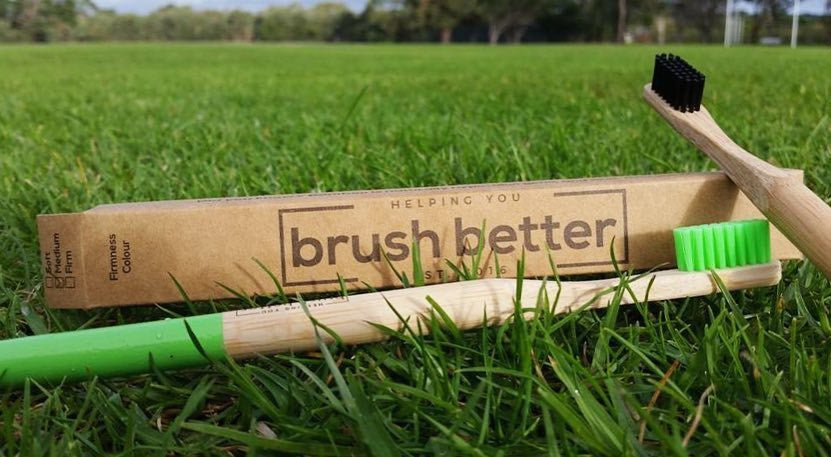 Why brush with Bamboo?