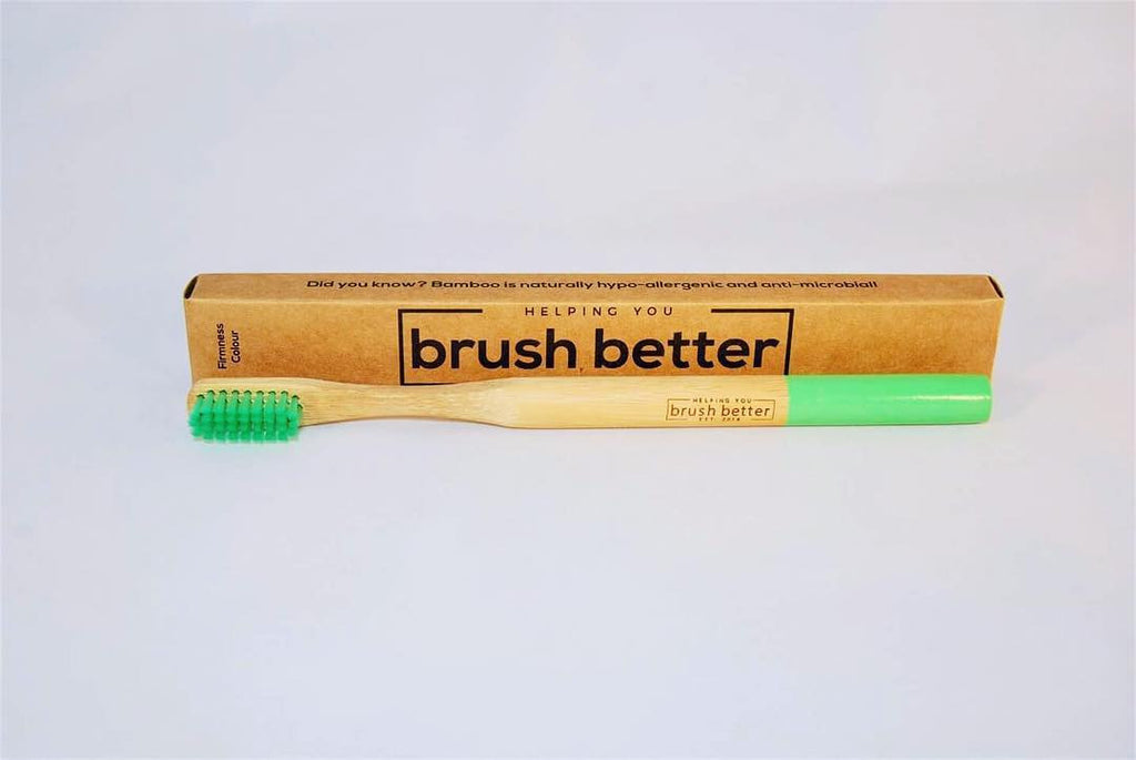 How can our toothbrushes create a sustainable future?