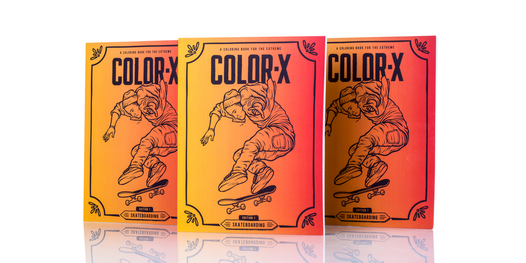 Color X: Edition 1 (3 Pack)