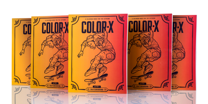 Color X: Edition 1 (5 Pack)
