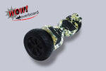 Hoverboard 8.5 inch OFF ROAD Hoverboard -- Camouflage Green Color - Best Hoverboards in Canada