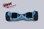 Hoverboard 8.5 inch OFF ROAD Hoverboard -- Camouflage Blue Color - Best Hoverboards in Canada