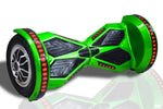 Lamborgini Hoverboard 10 Inches -- Green Color - Best Hoverboards in Canada