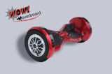 Lamborgini Hoverboard 10 Inches -- Red Color - Best Hoverboards in Canada