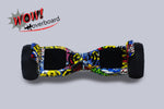 Hoverboard 8.5 inch OFF ROAD Hoverboard -- HIP POP Color - Best Hoverboards in Canada
