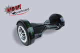 Lamborgini Hoverboard 10 Inches -- Black Color Black Pad - Best Hoverboards in Canada
