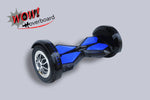 Lamborgini Hoverboard 10 Inches -- Black Color Blue Pad - Best Hoverboards in Canada