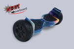 Hoverboard 8.5 inch OFF ROAD Hoverboard -- Starry Sky Purple - Best Hoverboards in Canada