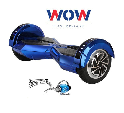 "Lamborgini Hoverboard Self Balancing Scooter 8"" Inch -- Blue Color"