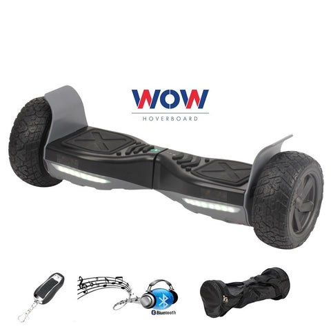 UL2722 Certified Off Road Hammer Hoverboard with Bluetooth Perfect for All Terrain In US, Canada - Best Hoverboards in Canada