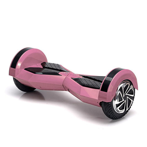 "Lamborgini Hoverboard 8"" Inch -- Pink Color - Best Hoverboards in Canada"