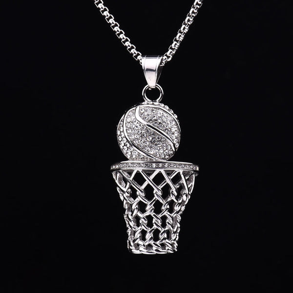 Basketball Fashion Necklace