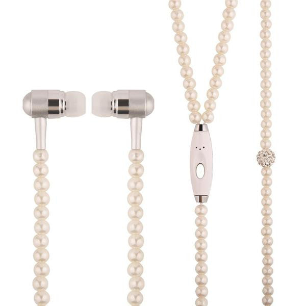 Luxury Pearl Earphone
