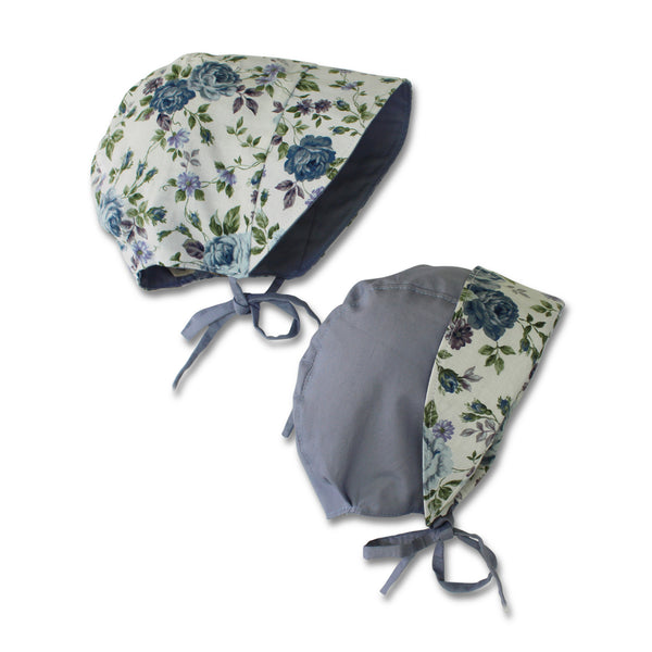 Annabelle reversible bonnet - Gertrude and the King