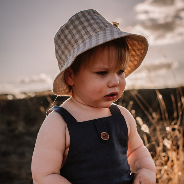 Asher Reversible Hat - Gertrude and the King