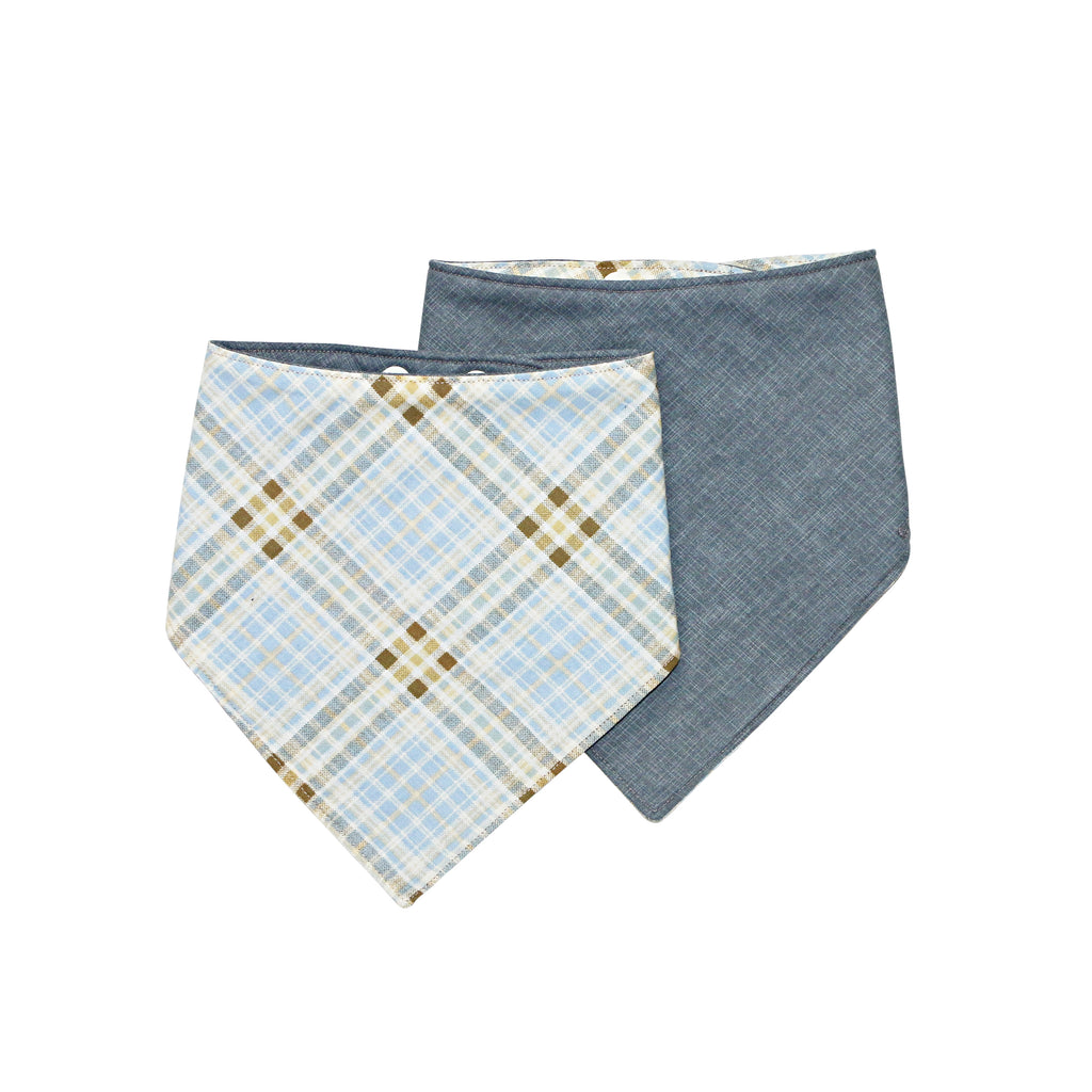 Henry Reversible Bandana - Gertrude and the King