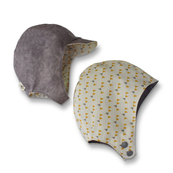 Christopher baby and toddler Aviator Hat - Gertrude and the King