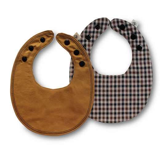 Baby and toddler dribble bib