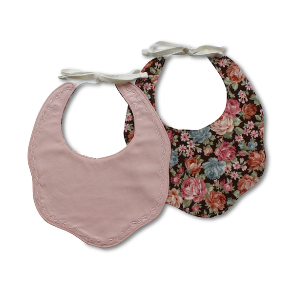 Baby and toddler pretty bib