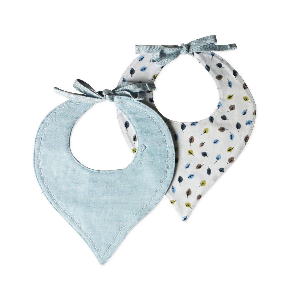 Evie Teardrop Luxe Bib - Last one - Gertrude and the King