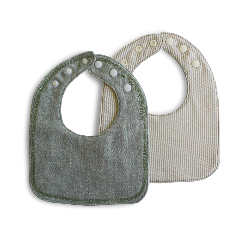 Fern Luxe Bib - Gertrude and the King