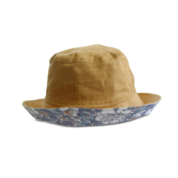 Fleur Reversible Hat - Gertrude and the King