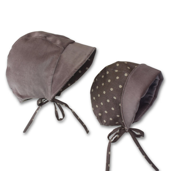 Valencia Baby and Toddler Bonnet - Gertrude and the King