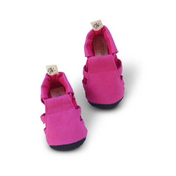 Fuschia Soft Sole Sandal - Gertrude and the King