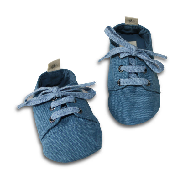 Marine Soft Sole Sneakers - Gertrude and the King
