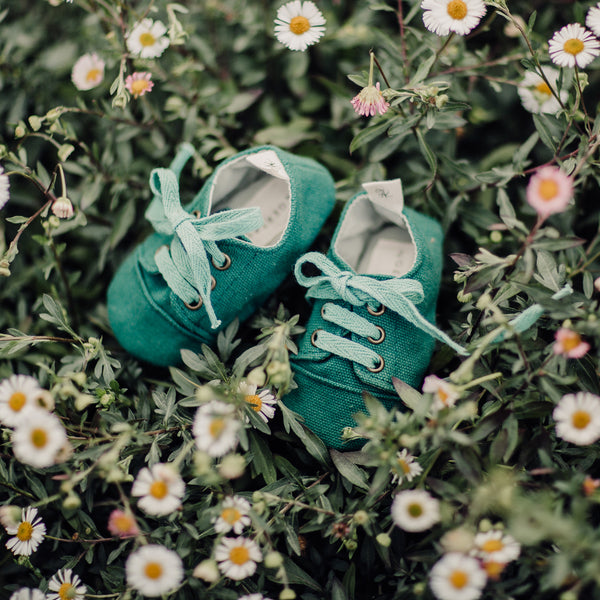 Forest Soft Sole Sneakers - Gertrude and the King