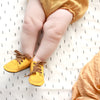 Mustard Soft Sole Sneakers - Gertrude and the King